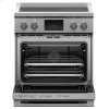 """Fisher & Paykel Induction Range, 30"""", 4 Zones With Smartzone, Self-Cleaning"""