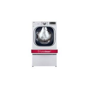 LG Appliances7.4 cu. ft. Ultra Large Capacity TurboSteam Gas Dryer