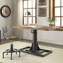 Empleton Large Lift Desk W/ Chair