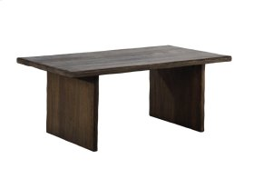 Coffee Table, Available in Nutmeg Finish Only