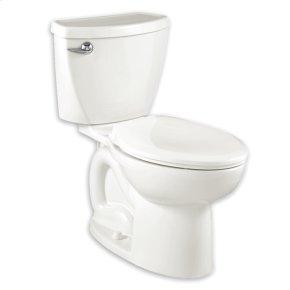 Cadet 3 Elongated Toilet - 1.28 gpf - White