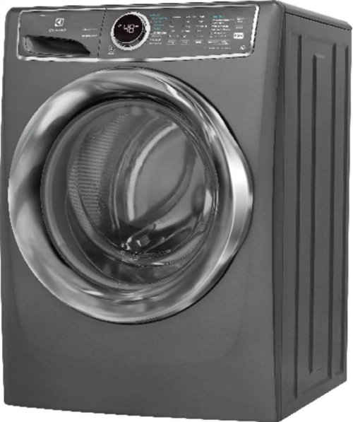 Front Load Perfect Steam Washer with LuxCare® Wash and SmartBoost® - 4.4 Cu.Ft. AND Front Load Perfect Steam Electric Dryer with PredictiveDry 8 cu. ft.