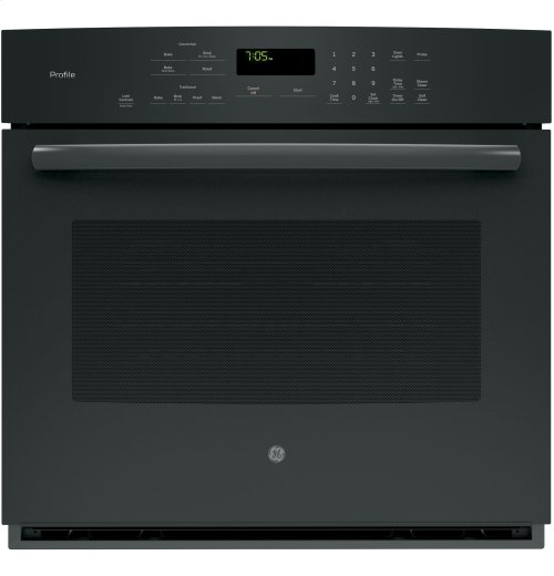 "GE Profile Series 30"" Built-In Single Convection Wall Oven"