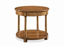 New River Lamp Table