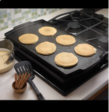 "Griddle for Distinctive 36"" Gas Rangetop"