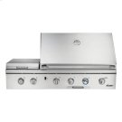 "Heritage 52"" Outdoor Grill, Stainless Steel, Liquid Propane Product Image"