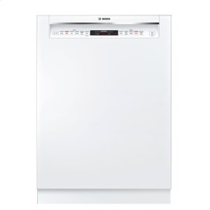 Bosch800 Series Dishwasher 24'' White SHEM78Z52N