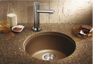 Blancorondo Bar Sink - Metallic Gray