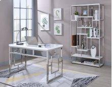 """Alize Bookcase, White 36""""x12""""x71"""""""