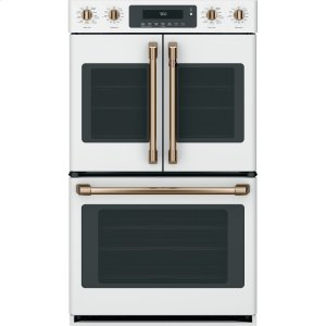 "Cafe30"" Built-In Double Convection Wall Oven"
