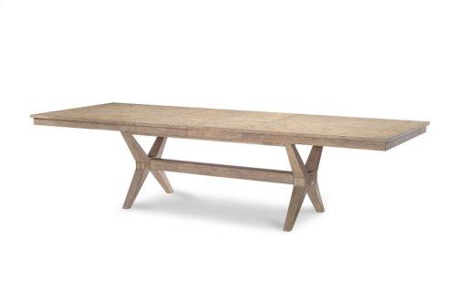 Bridgewater Trestle Table Complete