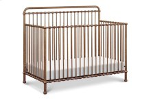 Vintage Gold Winston 4-in-1 Convertible Crib