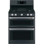 """Café 30"""" Free-Standing Gas Double Oven with Convection Range Product Image"""