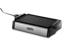2-in-1 Indoor Grill & Griddle with Reversible Plate BGR50  De'Longhi US