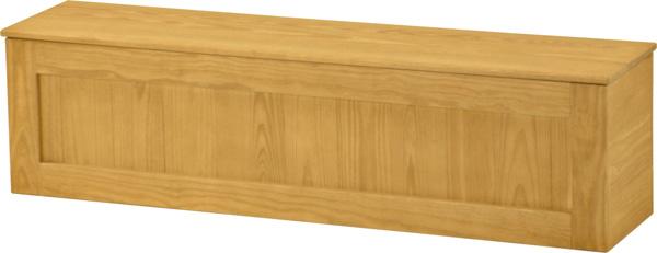 Medium Bench, Wood Top