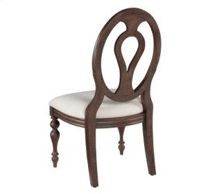 Homestead Oval Back Side Chair