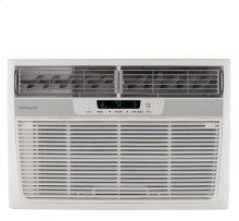 Frigidaire 8,000 BTU Window-Mounted Room Air Conditioner with Supplemental Heat