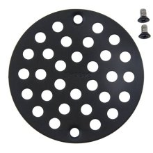 Moen wrought iron tub/shower drain covers