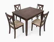 Walnut Creek 5 Pack - Table With 4 Chairs Product Image