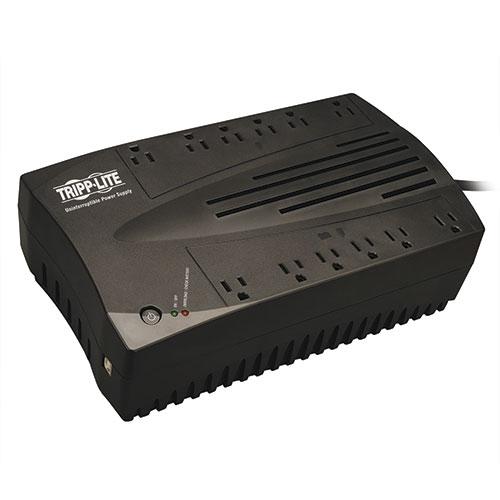 TAA-Compliant AVR Series 120V 750VA 450W Ultra-Compact Line-Interactive UPS with USB port