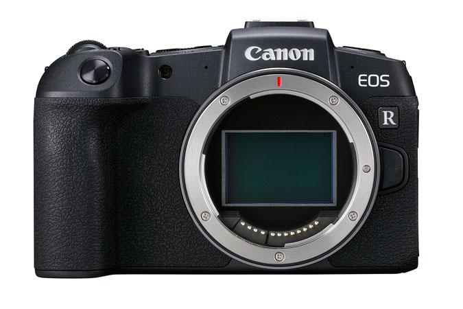 Canon EOS RP Body Full-frame mirrorless camera