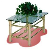 Brass Coffee Table - #212