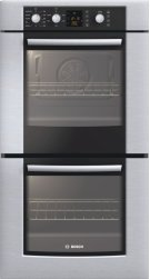 """27"""" Double Wall Oven 300 Series - Stainless Steel HBN3550UC Product Image"""