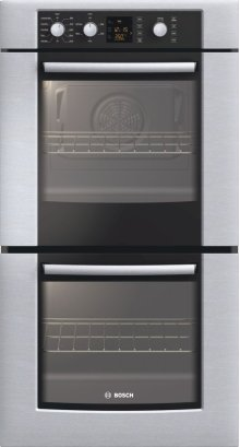 """27"""" Double Wall Oven 300 Series - Stainless Steel HBN3550UC"""