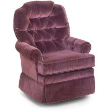 JADYN Swivel Glide Chair
