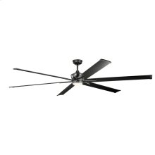 Szeplo Patio Collection 96 Inch Szeplo II LED Fan SBK