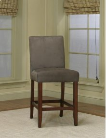 """Sunset Trading 24"""" Parkwood Parson Stool in Sage - Sunset Trading"""