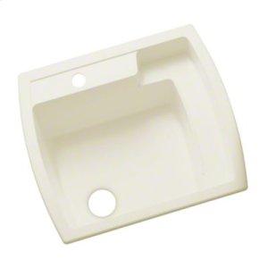 "Latitude® Undercounter Utility Sink, 25"" x 22"" x 12"" - KOHLER Biscuit Product Image"