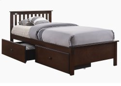 3000 Mission Hills Twin Storage Bed