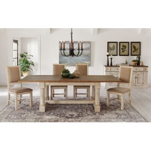 A AmericaTRESTLE TABLE