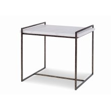 Charm Chairside Table