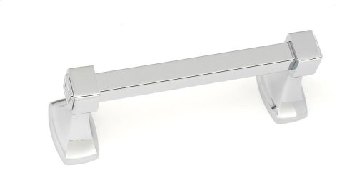 Cube Swing Tissue Holder A6562 - Polished Chrome