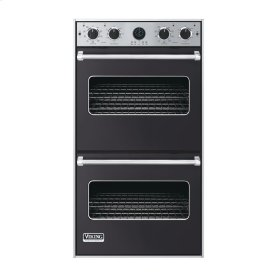 "Graphite Gray 27"" Double Electric Premiere Oven - VEDO (27"" Double Electric Premiere Oven)"