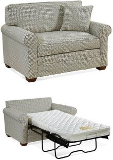 Bedford Twin Sleeper Chair