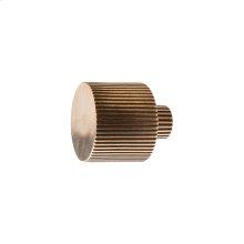 Flute Knob - K10020 Silicon Bronze Brushed