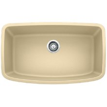 Blanco Valea® Super Single Bowl - Biscotti