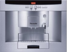 Built-in fully automatic coffee machine BICM24CS Stainless steel