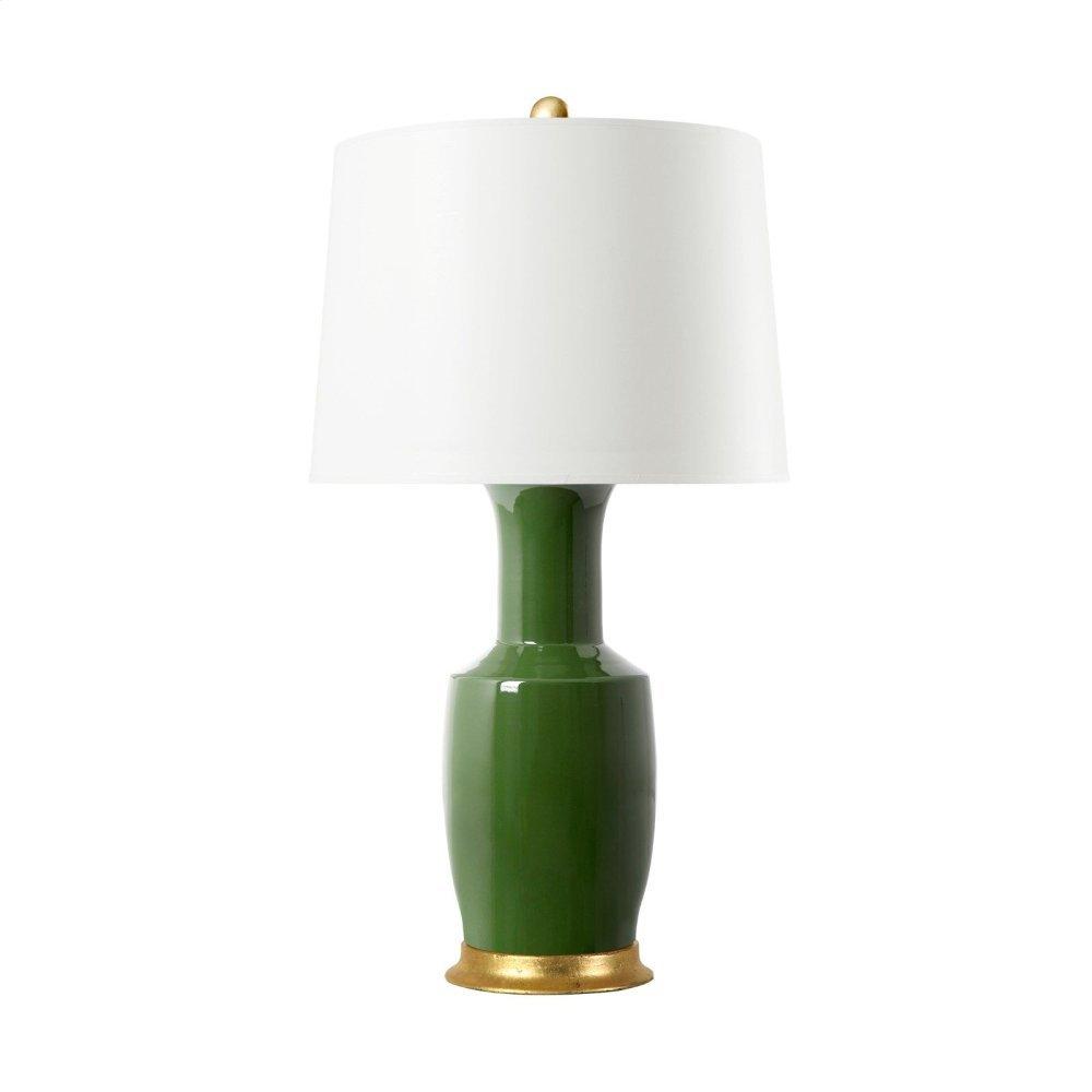 Alia Lamp, Dark Green