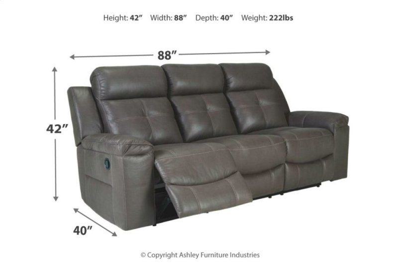 Sofas Ashley Furniture 8670588 Reclining Sofa