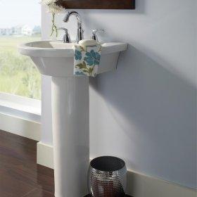Tropic Petite 21-inch Pedestal Sink  American Standard - Linen