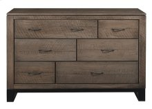 Delridge 6 Drawer Dresser