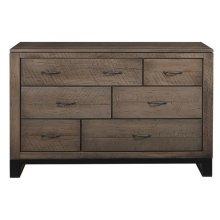 Delridge 6 Drawer Dresser