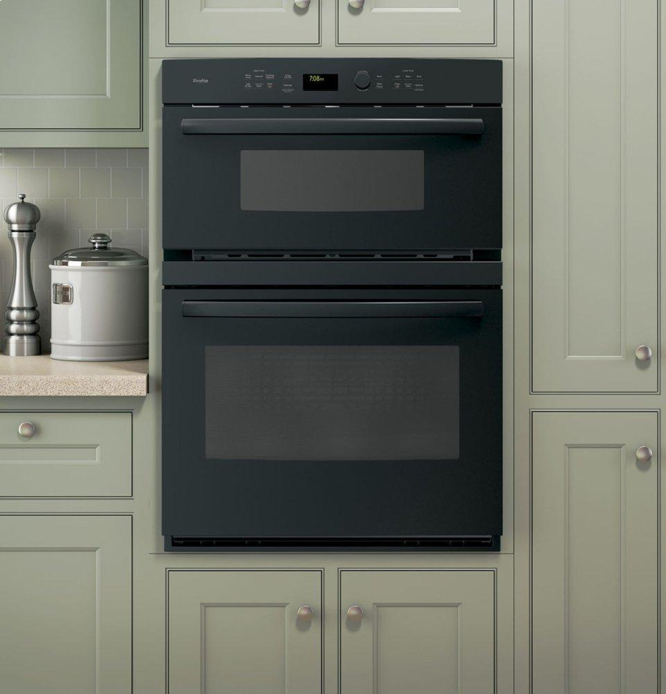 Ge Profile Series 30 Built In Combination Convection Microwave Wall Oven