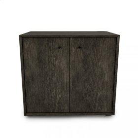 2 doors cabinet
