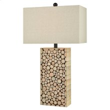 Clearcut Table Lamp