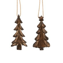 Tree Ornament. (6 pc. ppk.)